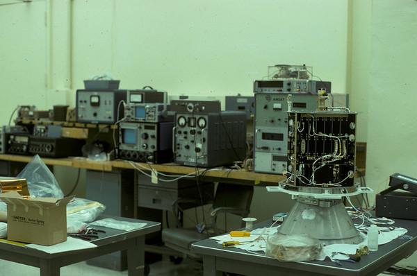 009 Testing: Thermal-VAC