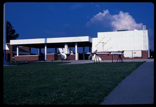 Goddard Lab (Fish Bowl)